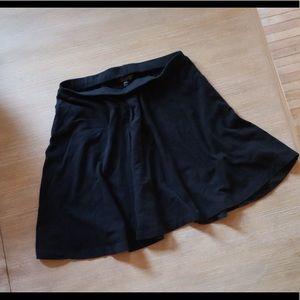 Top Shop Cotton mini skirt